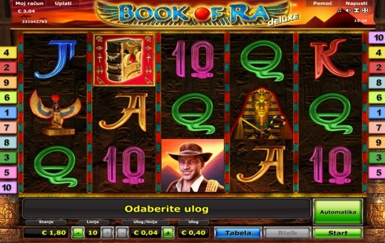free casino online bock of ra