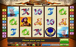Columbus Slot Igra