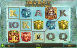 Secret of the Stones slot igra