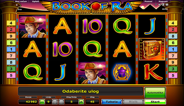 casino igri book of ra gratis