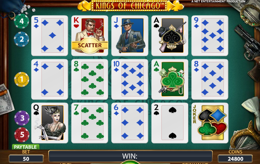 Kings Of Chicago - Poker/Slot Igra