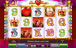 Queen Of Hearts Slot Igra