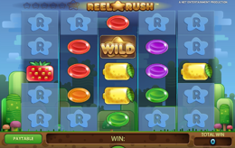Reel Rush Slot Igra